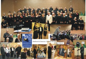 5 May 2012 SDCS Concert